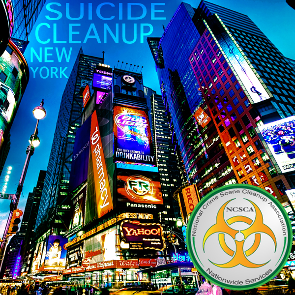 New York Suicide Cleanup