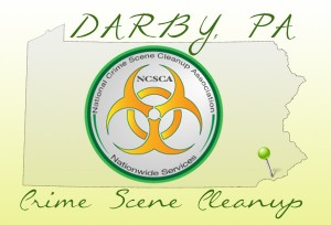 Crime Scene Cleaners Darby PA