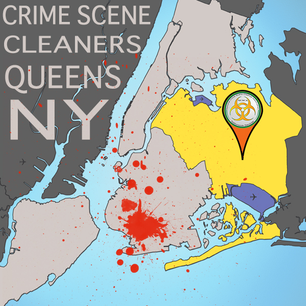 Queens NY Crime Cleanup
